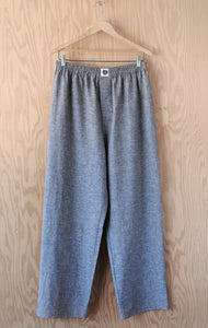 Men's Boxer Pants - Grey Linen