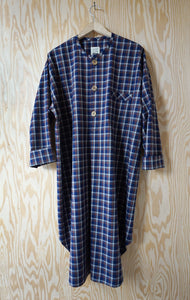 Ebeneezer Nightshirt - Ranger Lake Plaid Earth