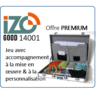 Support pédagogique IZOGOOD 14001 - Version PREMIUM