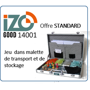 Support pédagogique IZOGOOD 14001 - Version STANDARD