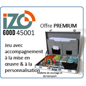 Support pédagogique IZOGOOD 45001 - Version PREMIUM