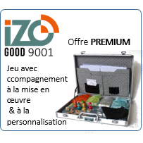 Support pédagogique IZOGOOD 9001 - Version PREMIUM