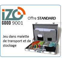Support pédagogique IZOGOOD 9001 - Version STANDARD