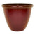 Gideon Planter Red 17.75""