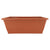 Wellington Rail Planter Terracotta