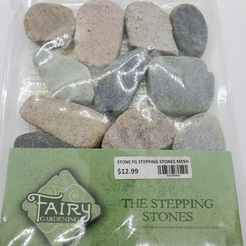Miniature Stepping Stones
