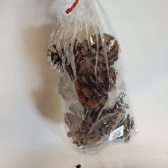 Assorted Pinecone Bag