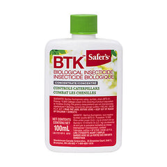 Safer's BTK Insecticide - 200 ml