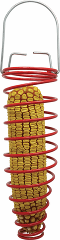 Metal Corn Cob Feeder