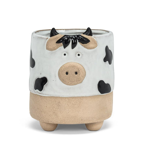 Cow Pot on Legs