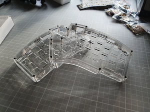 Kyria Acrylic High Profile Case