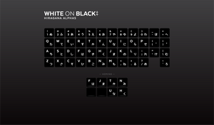 Load image into Gallery viewer, Legended MBK Choc Low Profile Keycaps