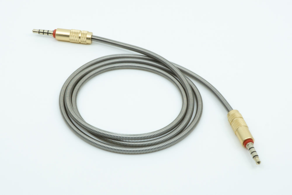 Metal TRRS Cable