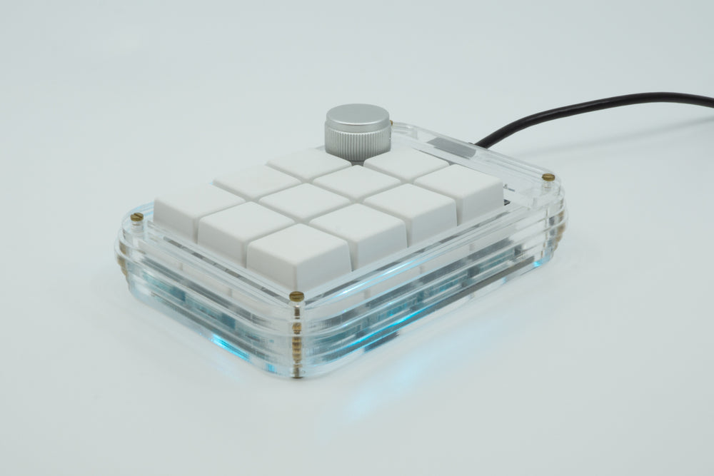 Zima Acrylic High Profile Case