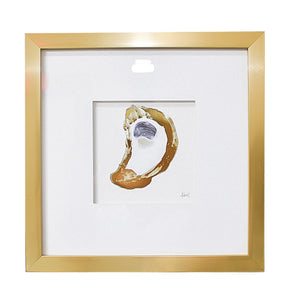 New Gold Oyster #2 Framed Print