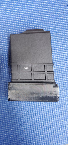 +2 mag extension for MDT 223 10rd magazines