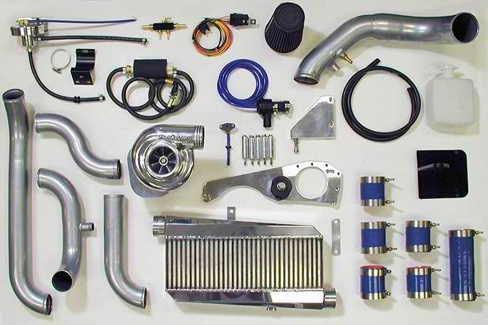 Acura Integra GSR & Type R 1.8L DOHC 1994-2001 Procharger - HO Intercooled TUNER KIT