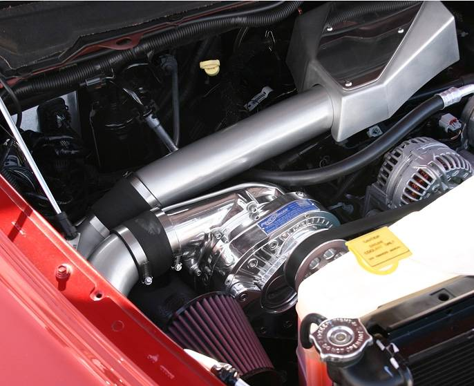 DODGE RAM HEMI 5.7L 2004-2008 PROCHARGER - HO INTERCOOLED TUNER KIT