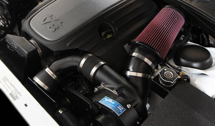 Dodge Challenger HEMI R/T 5.7L 2009-2010 Procharger - HO Intercooled P1SC1