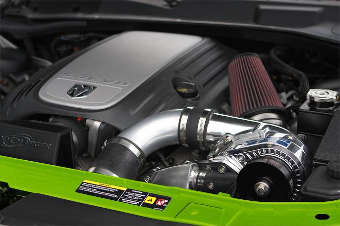 Dodge Magnum HEMI 5.7L 2005-2008 Procharger - HO Intercooled TUNER KIT