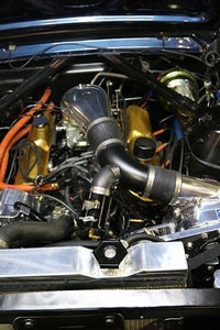 FORD MUSTANG 1964.5-1966 289, 302, 351 V8 PROCHARGER - HO INTERCOOLED SYSTEM WITH P1SC 8 RIB