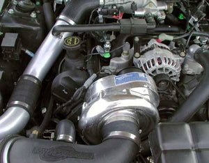 FORD MUSTANG GT 1999-2004 AND 2001 BULLITT 4.6L (2V) PROCHARGER - HO INTERCOOLED P-1SC