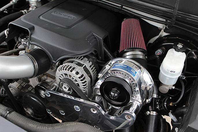 GM TRUCK/SUV 2007-2014 6.0L & 6.2L PROCHARGER SUPERCHARGER - STAGE II INTERCOOLED TUNER KIT