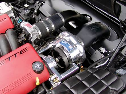Chevy Corvette C5 LS1 1999-2004 Procharger - Stage II Intercooled P-1SC-1
