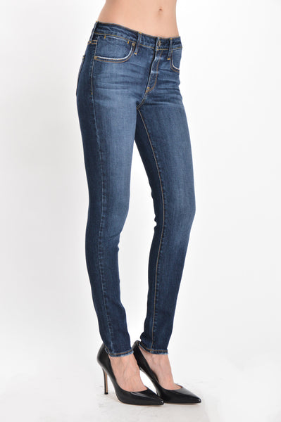 The Perfect Fit Classic Skinny Jeans - Dark Wash