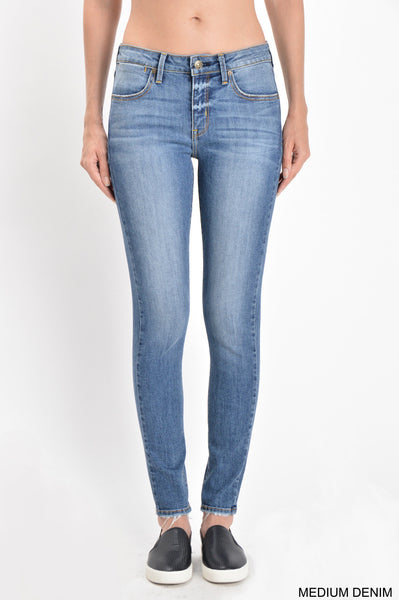 The Perfect Fit Classic Skinny Jeans - Medium Wash