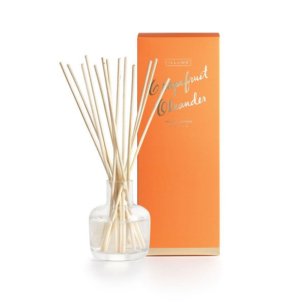 3oz Aromatic Home Fragrance Reed Diffuser - Blackberry Absinthe, Indica Lavender, Pineapple Cilantro, Coconut Milk Mango or Tonka Noir