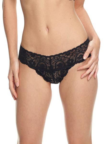 Tulip Lace Tanga Thong Underwear - Multiple Colors Available