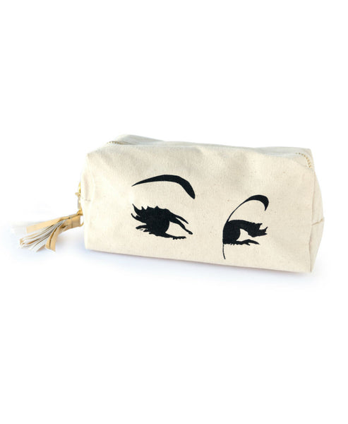 """Ladies Choice"" Cosmetic Bag - Eyes or Oui"