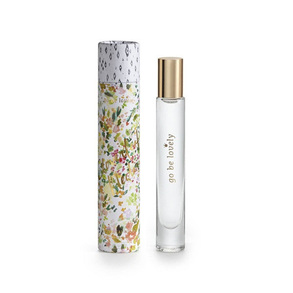 Go Be Lovely Roll On Demi Perfume - Cactus Verde, Coconut Milk Mango, Grapefruit Oleander, Thai Lily, Watermint, Cloverleaf Nectar, Sugared Blossom or Golden Honeysuckle