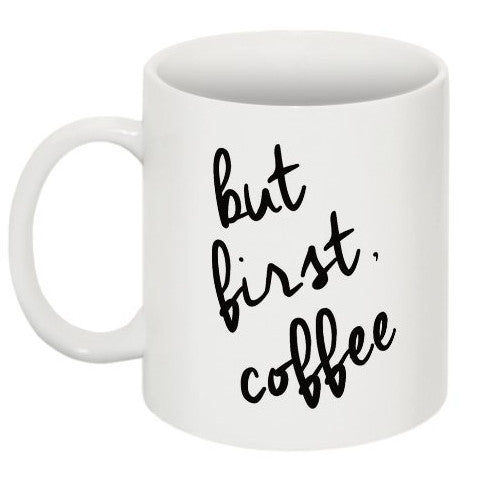 """But First Coffee"" Script"