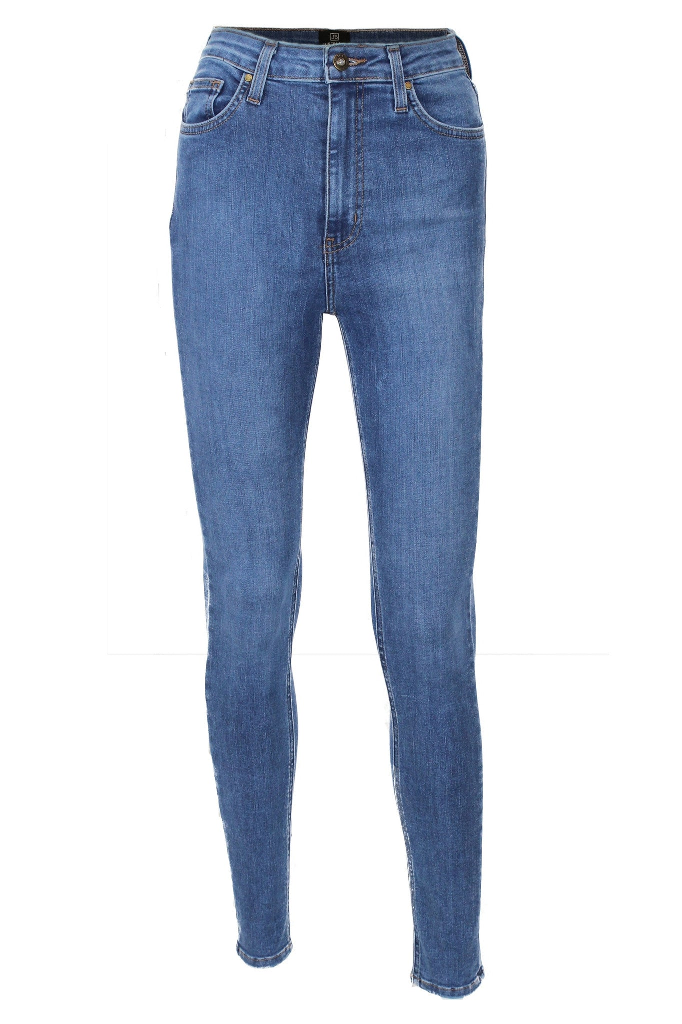 Country Girl Ultra High Rise Skinny Jeans - Medium Wash