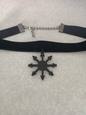 Star of chaos choker