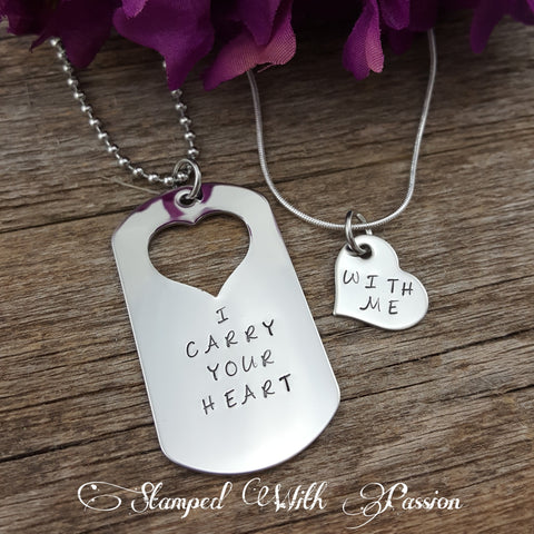 I Carry Your Heart - With Me