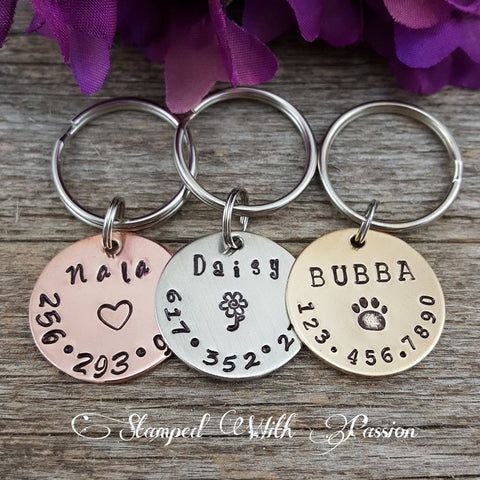 Forever Home  Pet tags