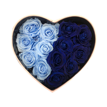 Load image into Gallery viewer, Pink Heartfully Blue