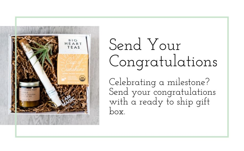 Send Your Congratulations!