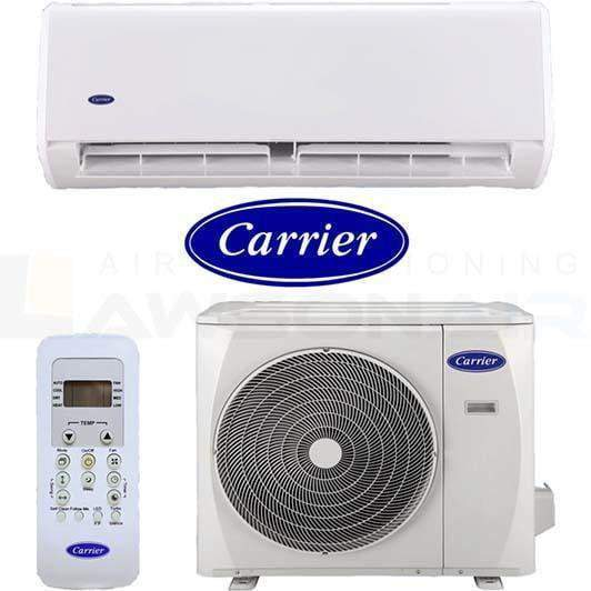 Carrier 3.5kw 42QHC035/38QHC035 Pearl Inverter Hi-Wall Split Systems