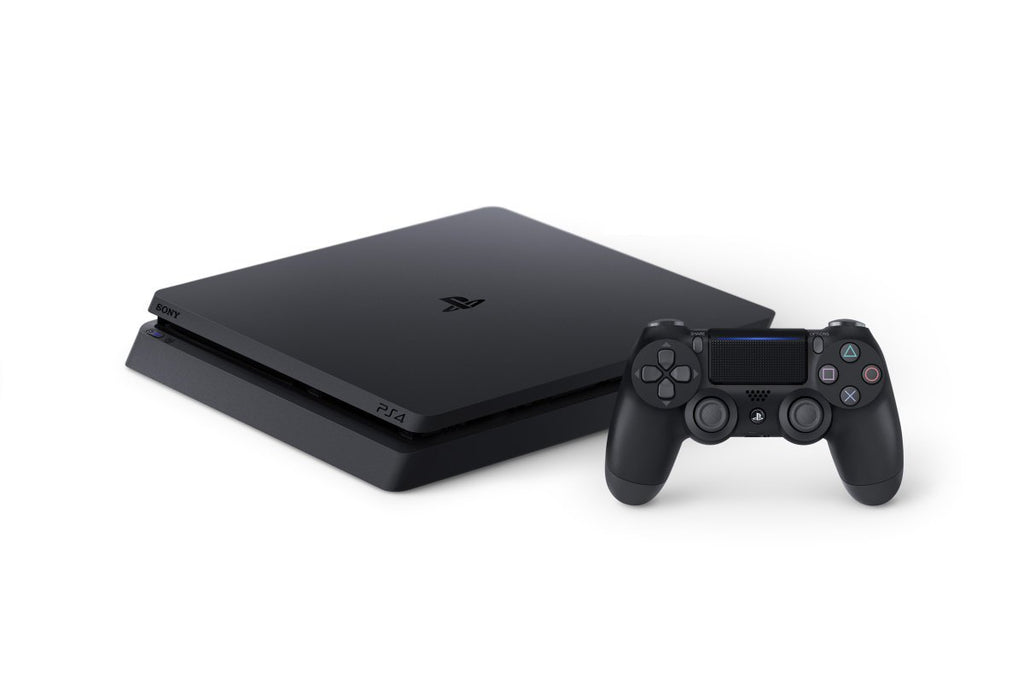 PlayStation 4 Console 500GB Slim Black