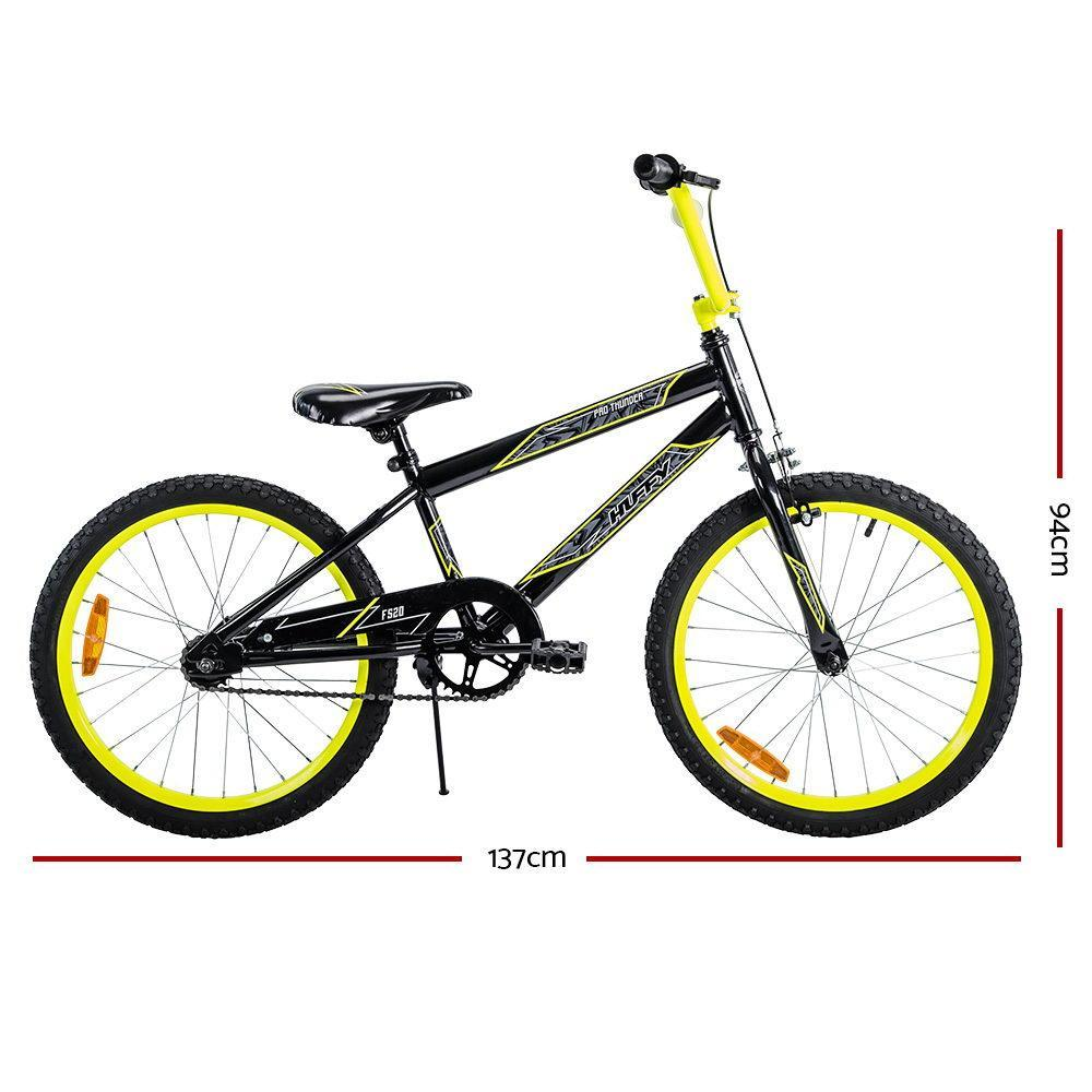 Huffy 20 Inch Pro Thunder Kids Children Boys Bike City Bicycle