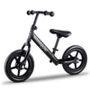 Kids Balance Bike Ride On Toys Puch Bicycle Wheels Toddler Baby 12 Bikes Black""