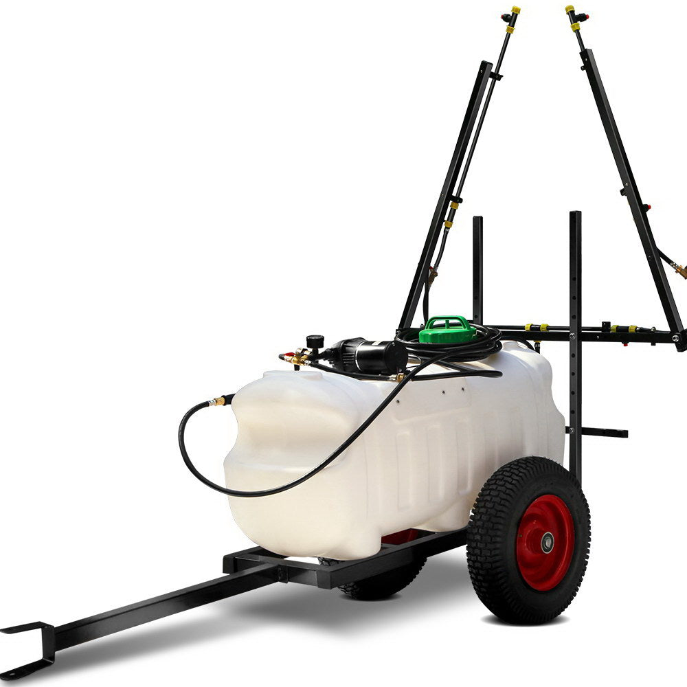 Giantz Weed Sprayer 100L Tank with Trailer
