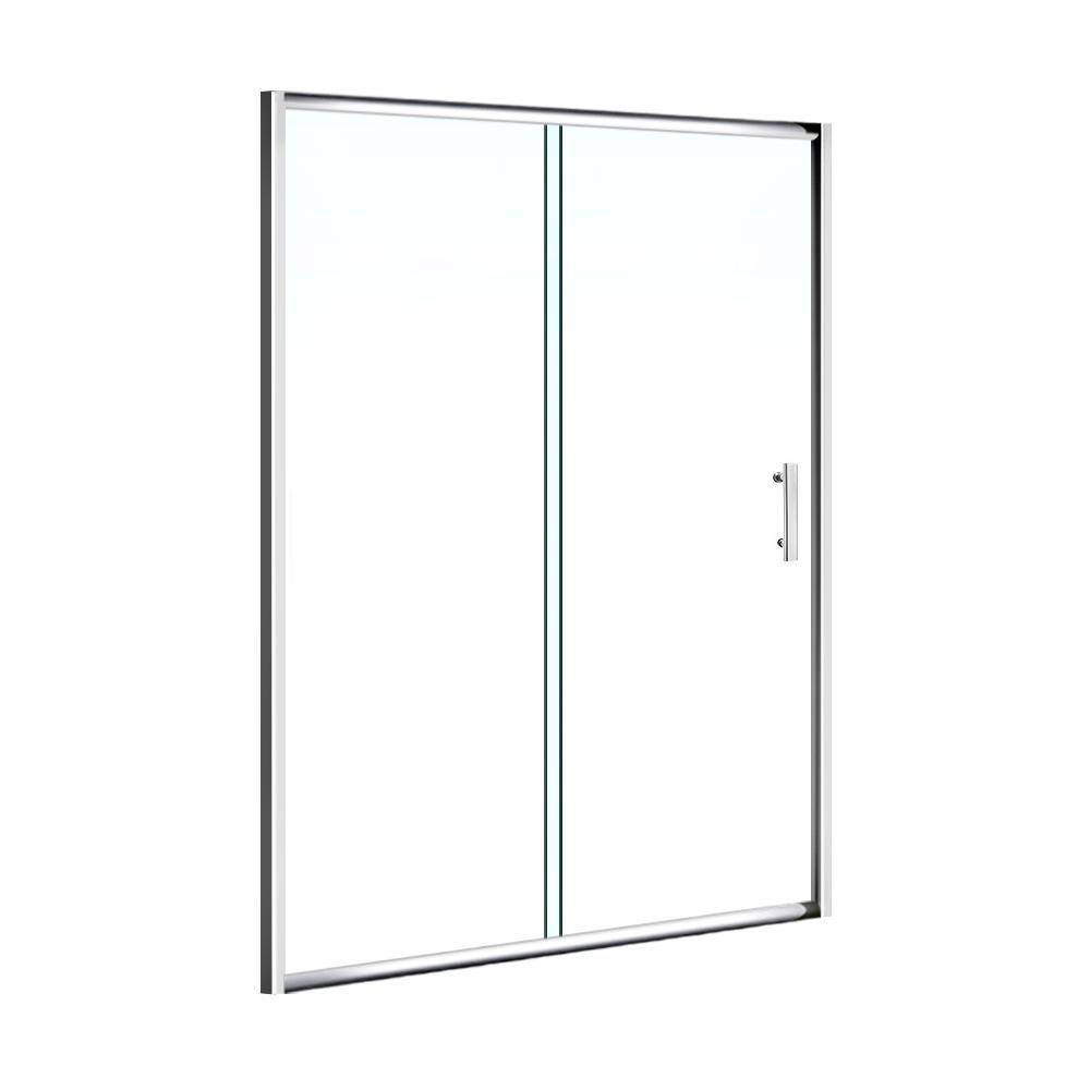 Cefito 1000mm Wall to Wall Shower Screen