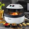 Devanti 10L Air Fryer Oven Cooker - White