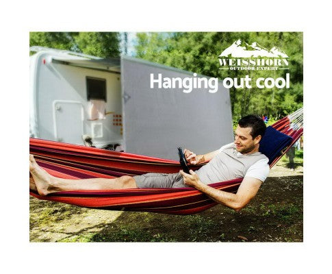 Weisshorn Caravan Roll Out Awning 3.4 x 1.8m - Grey
