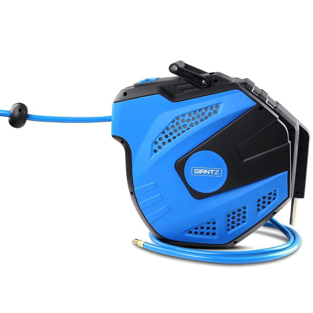 Giantz 30m Retractable Air Hose Reel